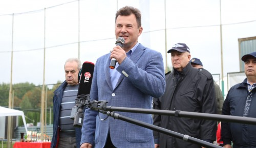 Роман Романенко открыл финал Кубка России по авиамодельному спорту