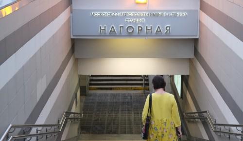 Серпуховско-Тимирязевскую линию метро подключили к системе Face Pay