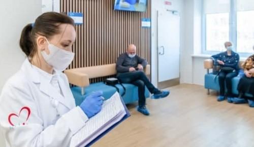 Ракова рассказала о развитии помощи онкобольным в столице