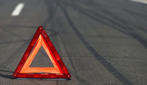 В Теплом Стане водитель такси насмерть сбил 53-летнего велосипедиста