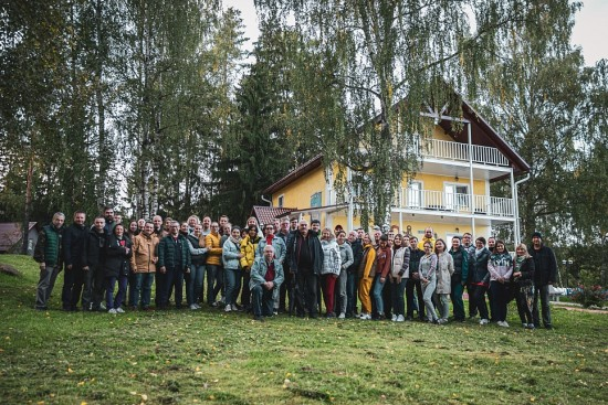 Сотрудники РГУ им. Губкина съездили на «Губкинский приоритет – 2030»
