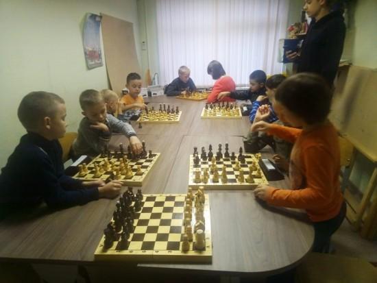 В центре досуга и спорта «Обручевский» прошел шахматный турнир, посвящённый Дню города