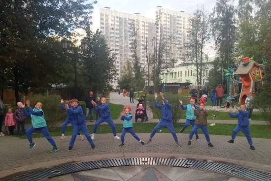 Центр досуга и спорта «Обручевский» провел праздничную программу, посвящённую Дню знаний