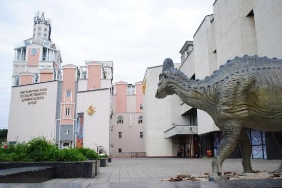Дарвиновский музей стал площадкой проведения кинофестиваля авторского кино MosFilm Fest - 2021