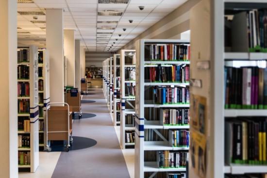 Библиотека №172 переехала в новое помещение на улице Новаторов
