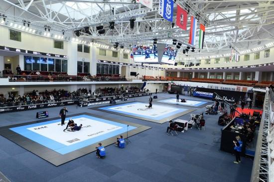 "В центре ""Самбо-70"" прошел турнир по джиу-джитсу Abu Dhabi Grand Slam"
