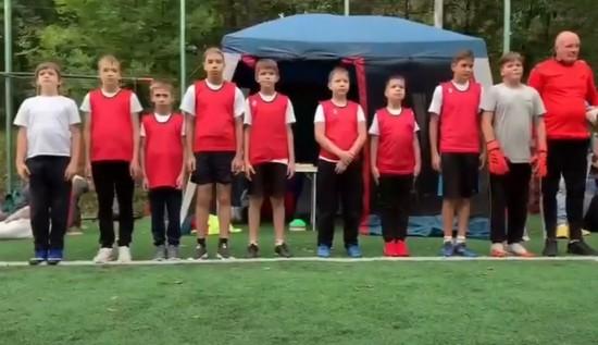 Школа №1708 приняла участие в турнире по мини-футболу, приуроченному ко Дню города