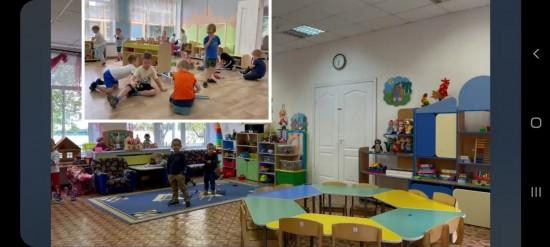 В школе №1279 «Эврика» обустроили первые три группы проекта «Дошкольное пространство без границ»