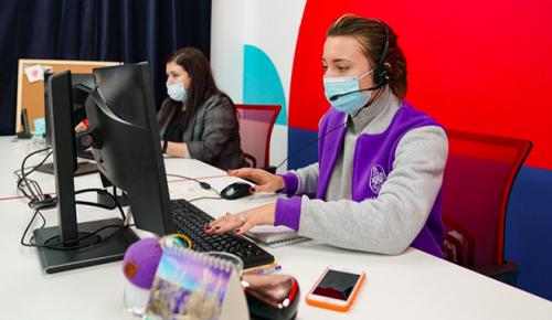 В Москве волонтеры смогут стать тренерами по основам добровольчества
