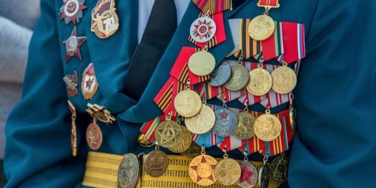 Собянин: Матпомощь к годовщине Битвы под Москвой получат четыре тысячи ветеранов