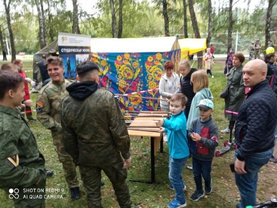 День города в Котловке отметили по-казацки