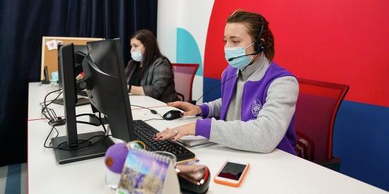 Волонтёры в Москве могут стать тренерами по основам добровольчества