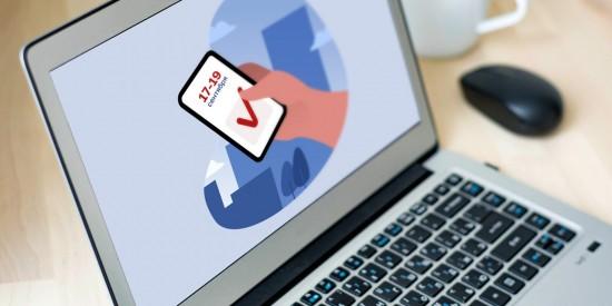 Москвичи подали на онлайн-выборы в Госдуму 2,3 млн заявок