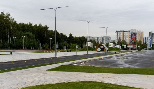 Собянин рассказал об итогах программы благоустройства Москвы в 2021 году