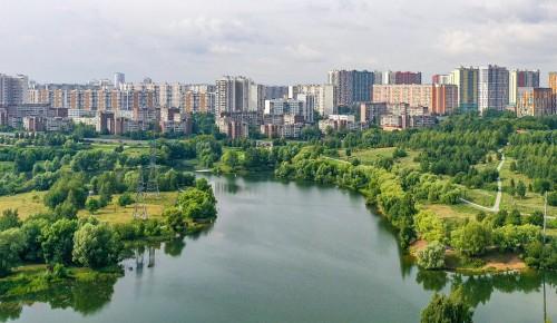 Собянин представил основные проекты по развитию четырех районов СЗАО