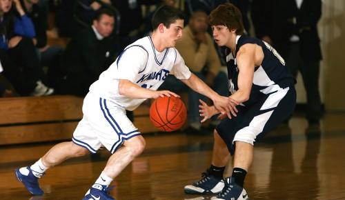 Школа №1065 рассказала о достижениях своего ученика в игре баскетбол