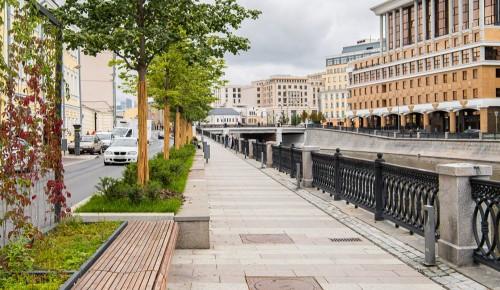 Собянин: В Москве в 2021 году благоустроено свыше 5 тыс городских объектов