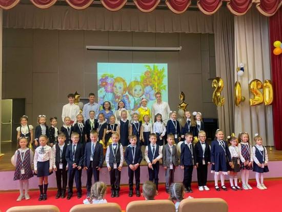 В школе №1279 «Эврика» рассказали об успешной адаптации первоклассников
