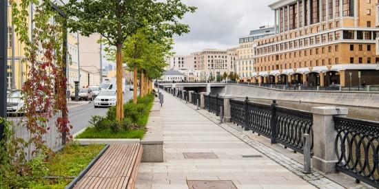 Собянин подвел итоги программы благоустройства Москвы в 2021 году