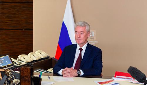 Собянин представил свой список кандидатов на выборы в Госдуму