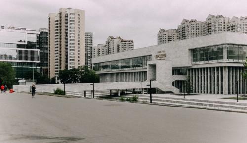 В Черемушках восстановили здание библиотеки ИНИОН РАН