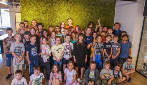 Педотряд «Свети всегда!» университета МФЮА стал участником проекта «GAME_ПОЛАР»