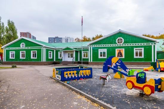 В воскресной школе храма Димитрия Донского Северного Бутова открыт набор на новый учебный год