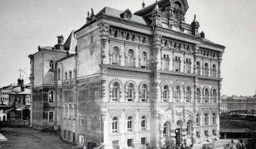 Библиотека №195 посвятила свою видеопрезентацию Политехническому музею в Москве