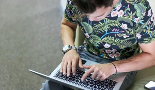 Более 1,3 миллиона москвичей уже проголосовали онлайн в ходе выборов