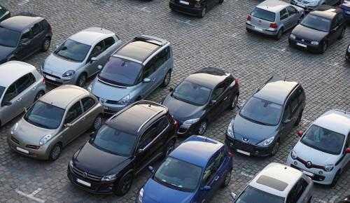 На улице  Ферсмана появилась бесплатная парковка