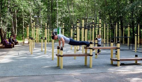 Депутат МГД Семенников: Город создает все условия, чтобы москвичи активнее занимались спортом
