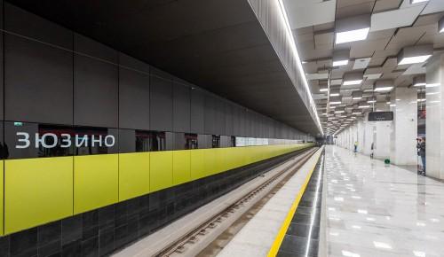 Открытие южного участка БКЛ улучшит транспортное обслуживание жителей Черемушек