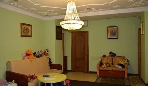 В храме Евфросинии Московской возобновила работу детская комната