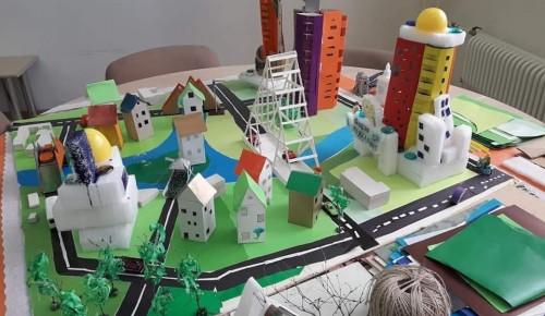 В библиотеке №181 открылся набор детей и подростков 9-14 лет в творческую мастерскую «Юный архитектор»