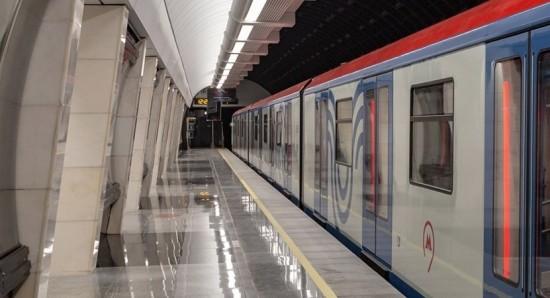 Собянин принял участие в техническом пуске южного участка БКЛ метро