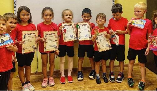 В детском саду в Черемушках определил лучших шашистов