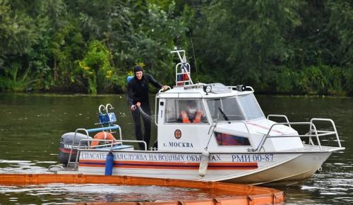 Помощь спасателей на воде этим летом получили более 200 человек