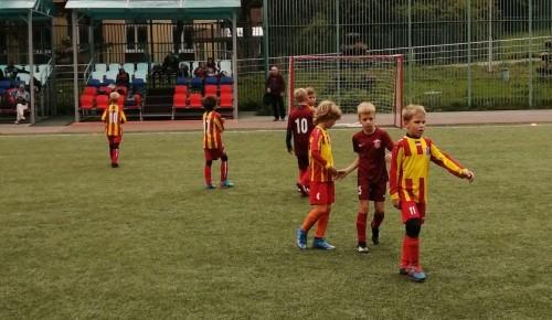 В Черемушках состоялись районные соревнования по футболу