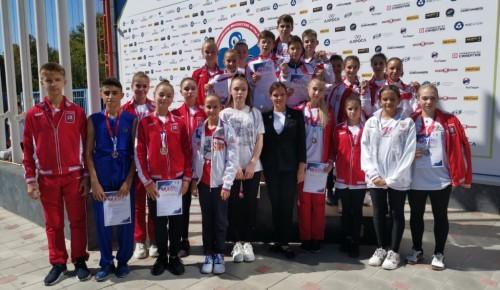 Спортсмены «Московской экспериментальной школы» отличились на соревнованиях по боевым искусствам в Анапе