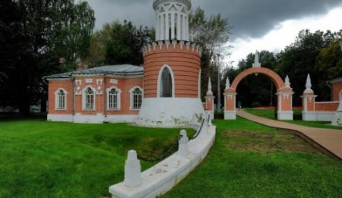 Воронцовский парк приглашает на экскурсии по живописным местам
