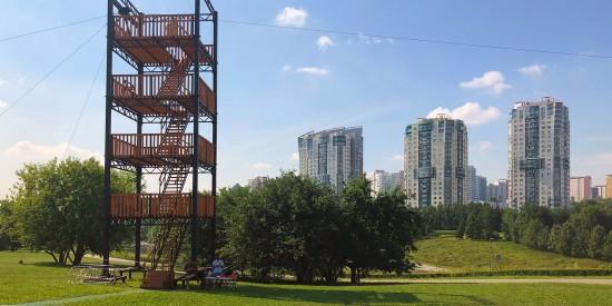 Сергунина назвала минувший летний сезон насыщенным и продуктивным для московских парков