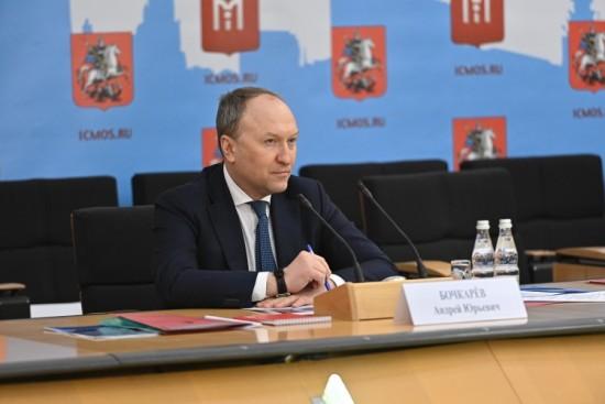Бочкарёв: На территориях продления «красной» линии метро в Коммунарку построили 2 млн «квадратов» недвижимости