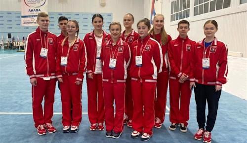 Спортсмены «Московской экспериментальной школы» отличились на V Летней Спартакиаде молодёжи