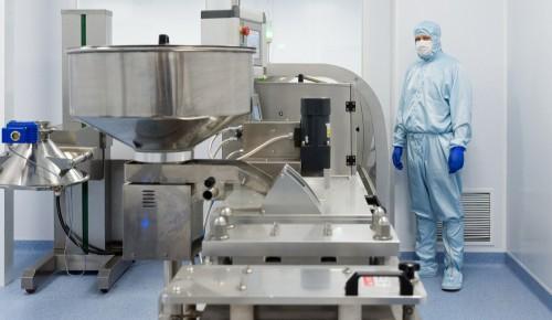 Собянин присвоил статус технопарка еще двум производственным предприятиям