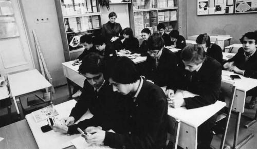 Главархив открыл доступ к документам о развитии экспериментальных школ столицы