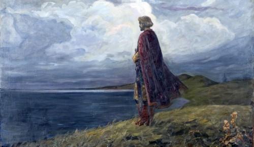 В библиотеке №185 стартовал конкурс детского рисунка «Эпоха Александра Невского»