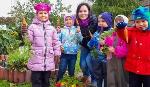 Сергей Собянин поздравил работников детских садов с Днём воспитателя