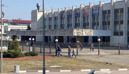 Культурный центр «Меридиан» приглашает на постановку театра-студии «Старый Арбат»