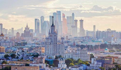 Собянин: Москва остается крупнейшим туристическим центром России