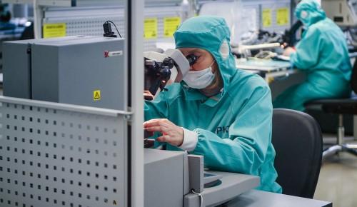 Собянин присвоил статус технопарка двум предприятиям ГК «Ростех»